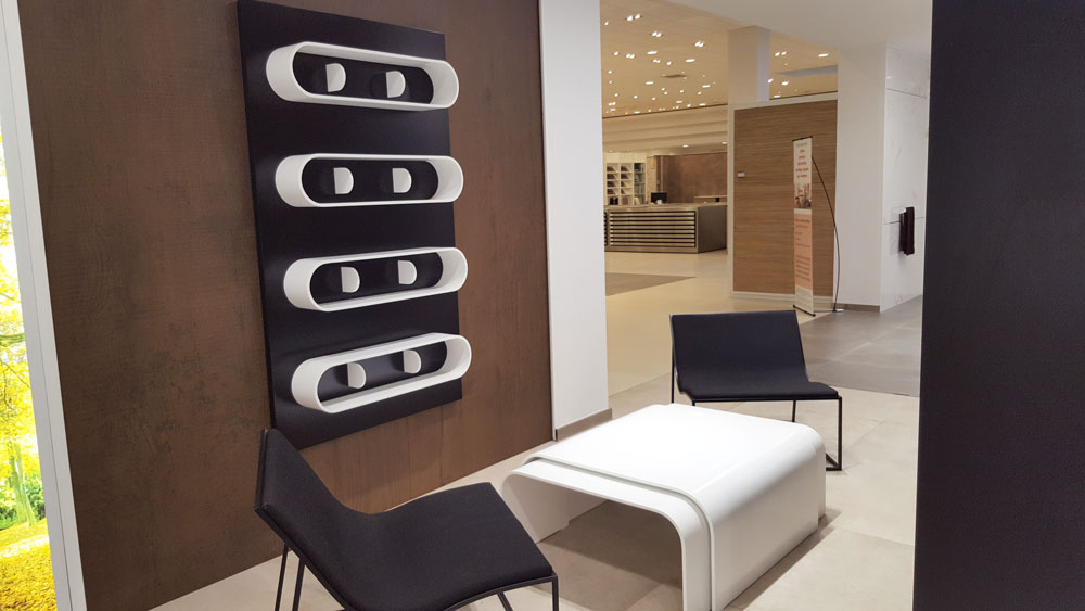 Homewell s'expose au magasin Porcelanosa d'Orvault - Nantes